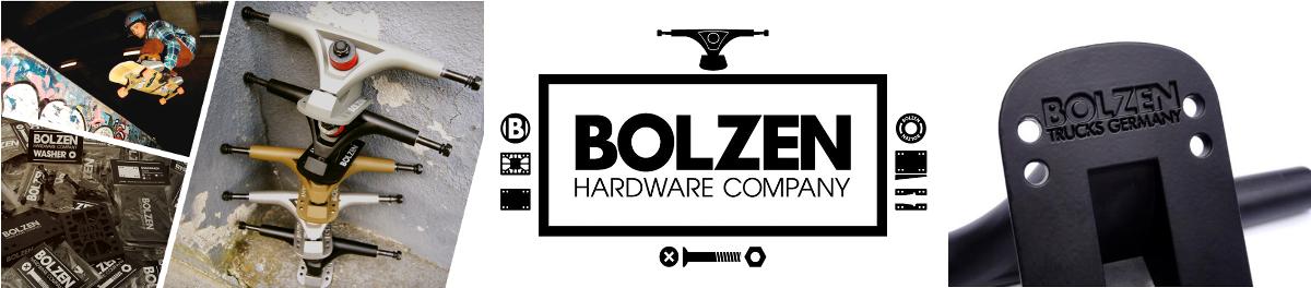 Bolzen Banner