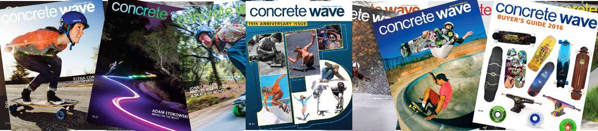 Concretewave Magazine Banner