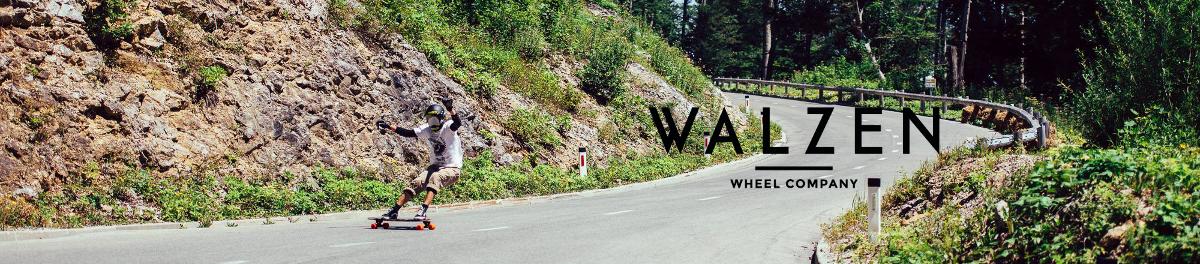 Walzen banner