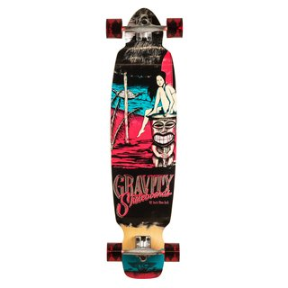 Gravity  Mini Kick 40 Complete Longboard