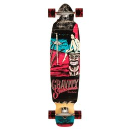 Gravity Mini Kick 40 Komplett Longboard