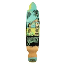Gravity  Big Kick 45 Deck