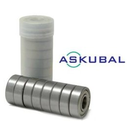 ASK Abec 7 Kugellager für 10mm Achsstift