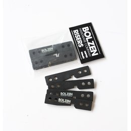 Bolzen Hardware Drop Shockpads 1/8 Paar