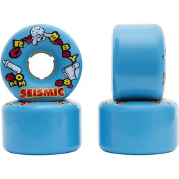 Seismic Cry Baby Wheels 60mm 88a Blue