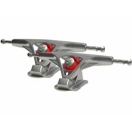 Kahalani V2 Cast Precision Trucks 180mm 50° Silver