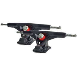 Kahalani V2 Cast Precision Trucks 180mm 50° Black