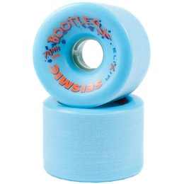 Seismic  Bootleg Wheels 84a Blue