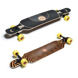 Loaded Tan Tien Complete Longboard Flex 1