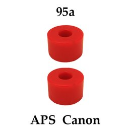 Riptide  APS Canon Bushings 95a red
