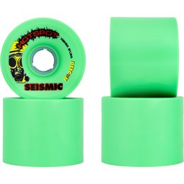 Seismic Hot Spot Defcon Wheels 76mm 81.5a Mint