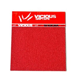 Vicious  Griptape 4 Sheets red