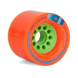 Orangatang Kegel 80mm 80a Orange