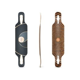 Loaded Tan Tien Longboard Deck