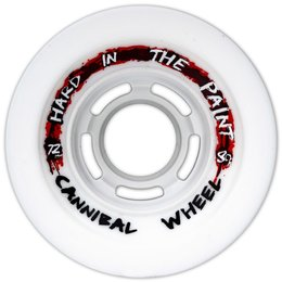 Zak Maytum Hard in the Paint Wheels 72mm / 80a Cannibal...