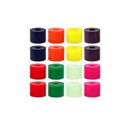 Zak Maytum Tall Barrel bushings 90a red