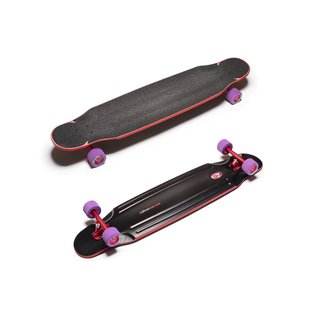 Loaded Chubby Unicorn Blood Slayer Komplett Longboard