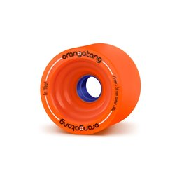 Orangatang In Heat Wheels Orange 80a