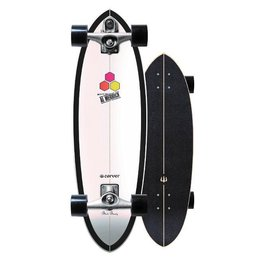 Carver Skateboards CI Black Beauty Surfskate complete