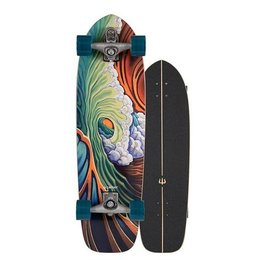 Carver Skateboards Greenroom Complete Surfskate