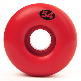Form Solid Wheels 54mm 99a Red