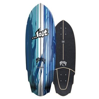 Lost X Carver Skateboards V3 Rocket Surfskate Deck 30