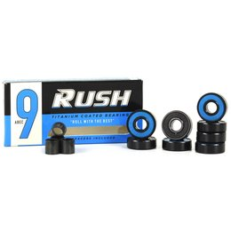 Rush Kugellager Abec 9 Titanium Coated