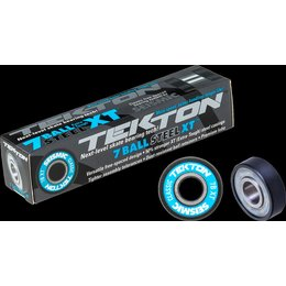 Seismic Tekton 7-Ball Steel XT classic bearings