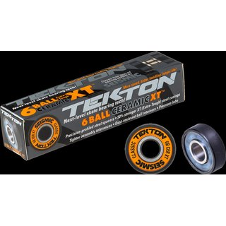 Seismic Tekton 6-Ball XT ceramic classic bearings