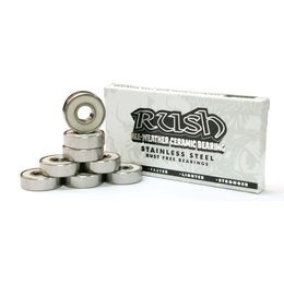 Rush Ceramic All-Weather bearings