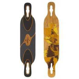 Loaded Dervish Sama Flex 3 Deck old grafic