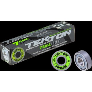 Seismic Tekton 7-Ball Steel classic bearings