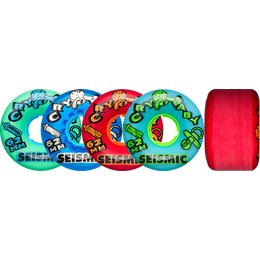 Seismic Cry Baby Wheels 62mm