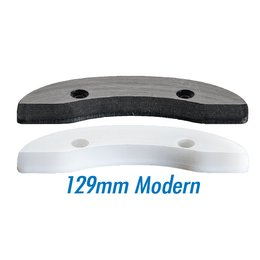 Seismic SKID PLATES 129mm Modern Black