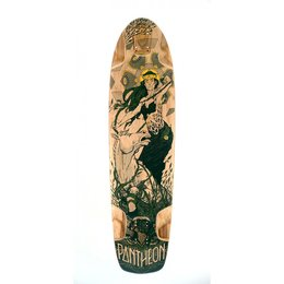 Pantheon Longboards Gaia deck