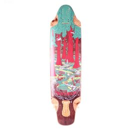 Pantheon Longboards Chiller deck