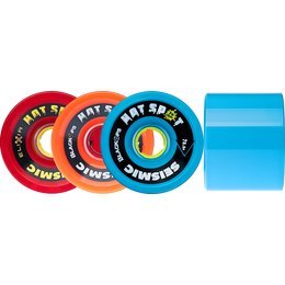 Seismic Hot Spot Wheels 76mm